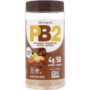 Bell Plantation PB2 Foods - Arašídové máslo s čokoládou 184g