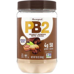 Bell Plantation PB2 Foods - Arašídové máslo s čokoládou 454g