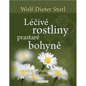 Fontána Léčivé rostliny prastaré bohyně - Wolf-Dieter Storl
