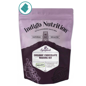 Indigo Herbs Chocolate Making Kit - sada na výrobu čokolády 300 g
