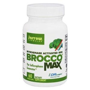 Jarrow Formulas Jarrow BroccoMax (Sulforafan z extraktu z brokolice), 60 rostlinných kapslí