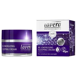 LAVERA - Energizující noční krém, 50 ml