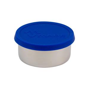Made Sustained Svačinový box 450ml (velký, modrý)