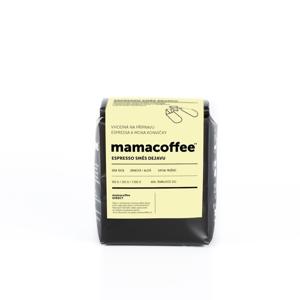 Mamacoffee - Espresso směs Dejavu, 250g Druh mletí: Zrno