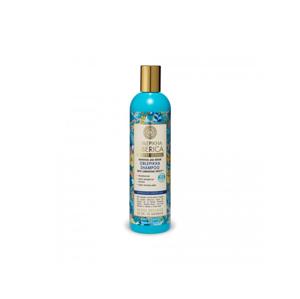 Natura Siberica - Rakytníkový šampon pro poškozené vlasy Laminace, 400 ml