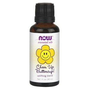 NOW® Foods NOW Essential Oil, Cheer up Buttercup! Oil blend (Povzbuzující éterický olej), 30 ml