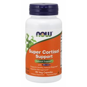 NOW® Foods NOW Super Cortisol Support, 90 rostlinných kapslí