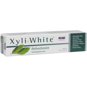 NOW® Foods NOW Zubní pasta XyliWhite Refreshmint, 181g