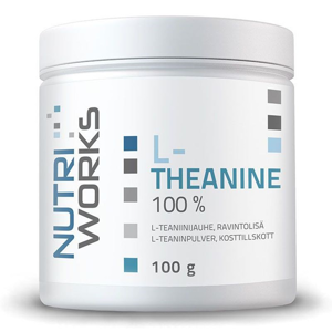 NutriWorks L-Theanine 100g