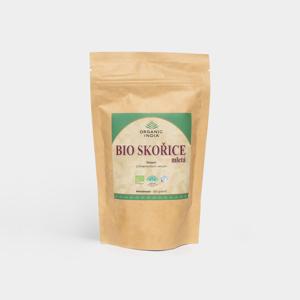 Organic India - Skořice pravá cejlonská mletá - Bio, 100g *CZ-BIO-001 certifikát
