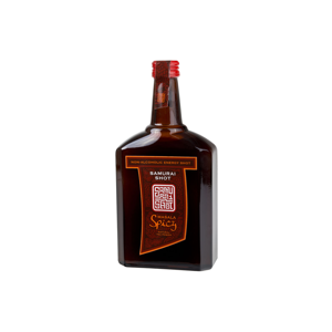 Oxalis - Samurai Shot - Masala Spicy, 500 ml
