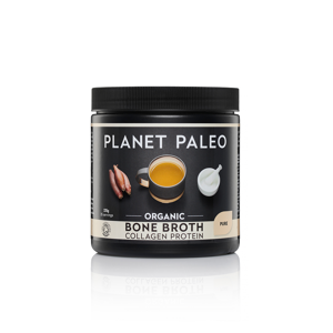 Planet Paleo Collagen Bone Broth Pure (kolagenový vývar), 225g