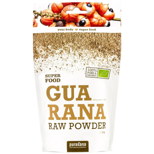 Purasana Guarana Powder BIO 100g