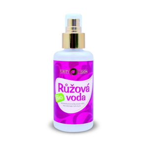 PURITY VISION, Růžová voda BIO,100 ML