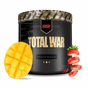 Redcon1 - Total War,  441g Příchuť: Strawberry Mango