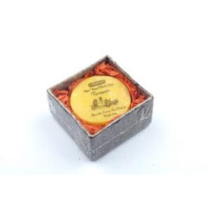 Siddhalepa ručně dělané mýdlo Turmeric (kurkuma), 60g