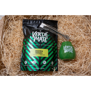 Verde Mate Yerba Fresh Limon Pack
