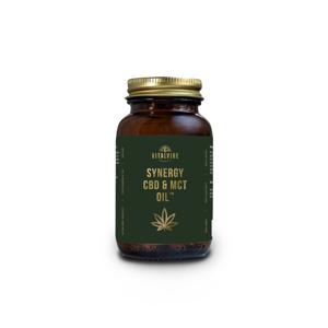 Vitalvibe Synergy CBD & MCT OIL™, 60 kapslí