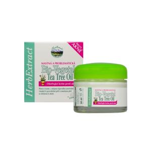 Vivaco Herb extrakt Pleťový krém s Tea Tree Oil HERB EXTRACT 50 ml