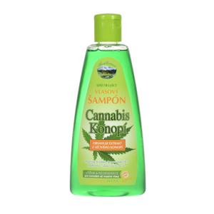Vivaco Herb extrakt Šampon na vlasy CannaCare HERB EXTRACT 250 ml
