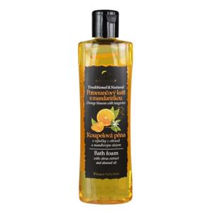 Vivaco Pěna do koupele Pomerančový květ s mandarinkou BODY TIP 200 ml