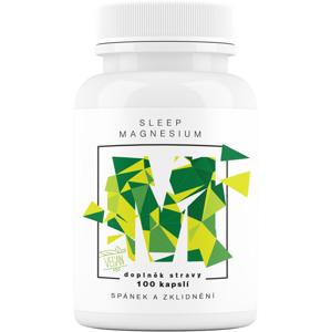 Votamax BrainMax Sleep Magnesium, 800 mg, 100 kapslí (Magnesium L-Treonát, Magtein®)