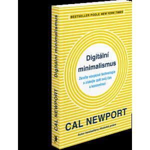 Zoner press Digitální minimalismus - Cal Newport